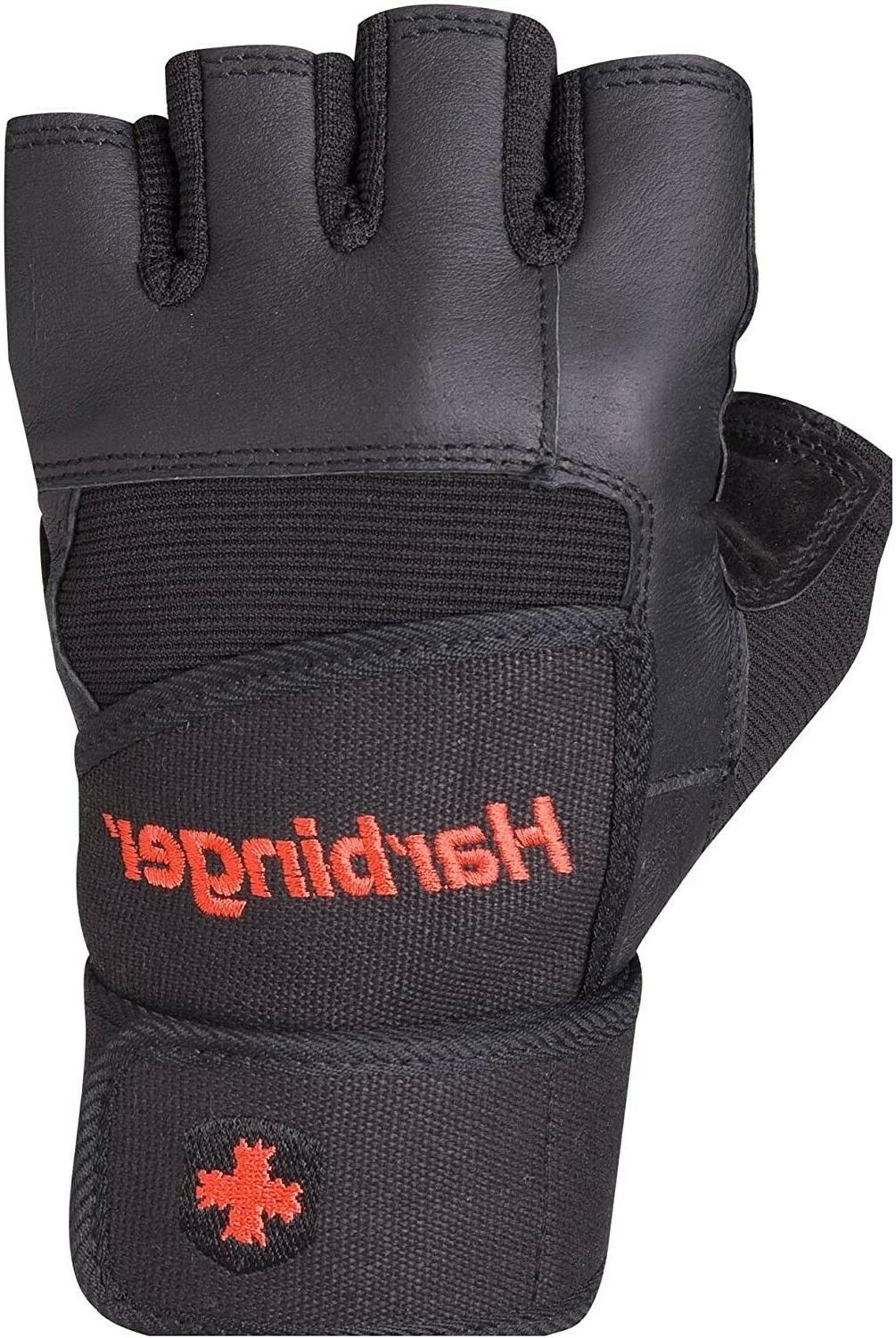 Harbinger Pro Gloves Cushioned Palm  M