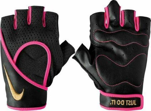 NIKE Gloves Mens Crossfit Workout Fitness