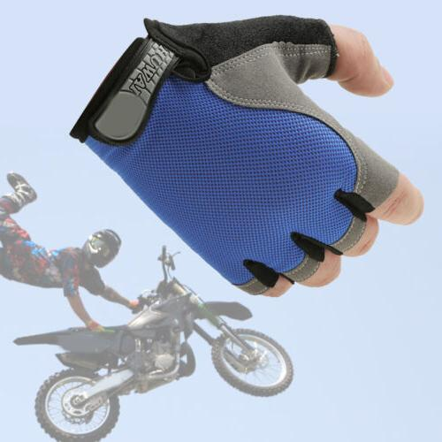 Unisex Gym Finger Gloves Workout Sports Exercise Fitness