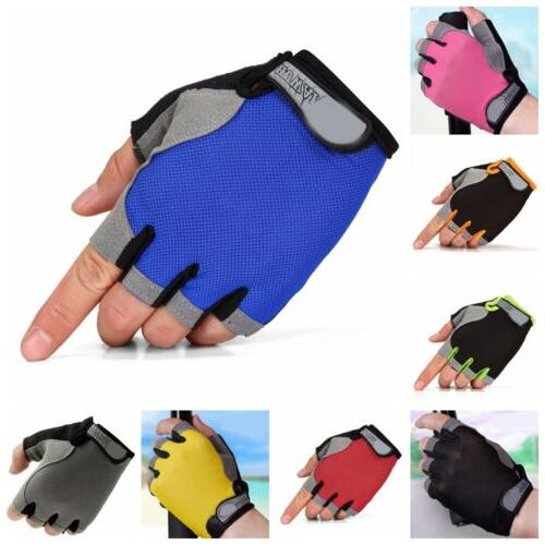 Unisex Gloves Weightlifting Workout Sports Exercise Fitness Yoga