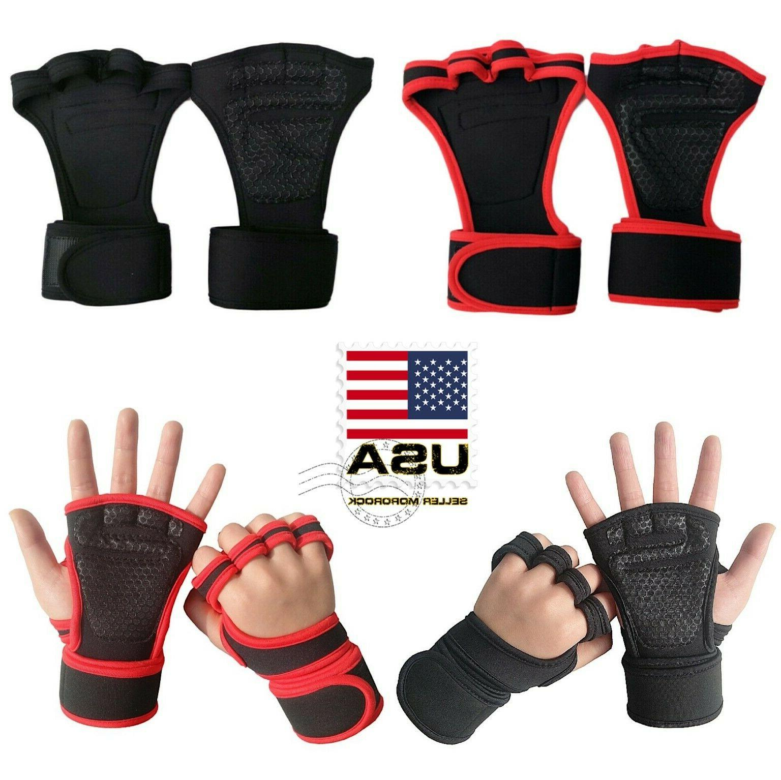 us fitness gloves weight lifting gym workout