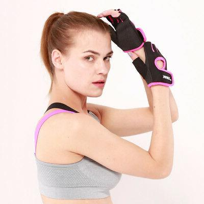 us men women gym fitness gloves exercise