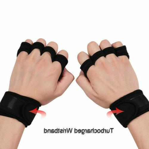 USA Workout Wrap Gloves for Gym Training