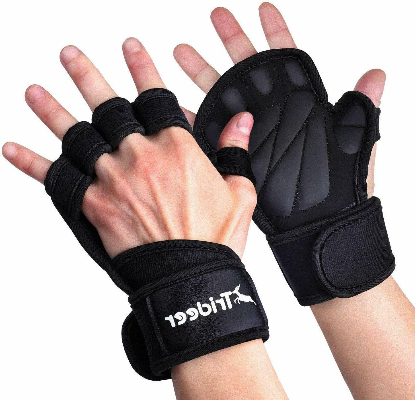 ventilated weight lifting gloves gym gloves workout