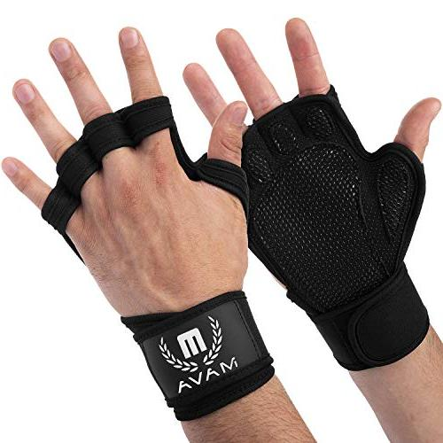 ventilated workout gloves