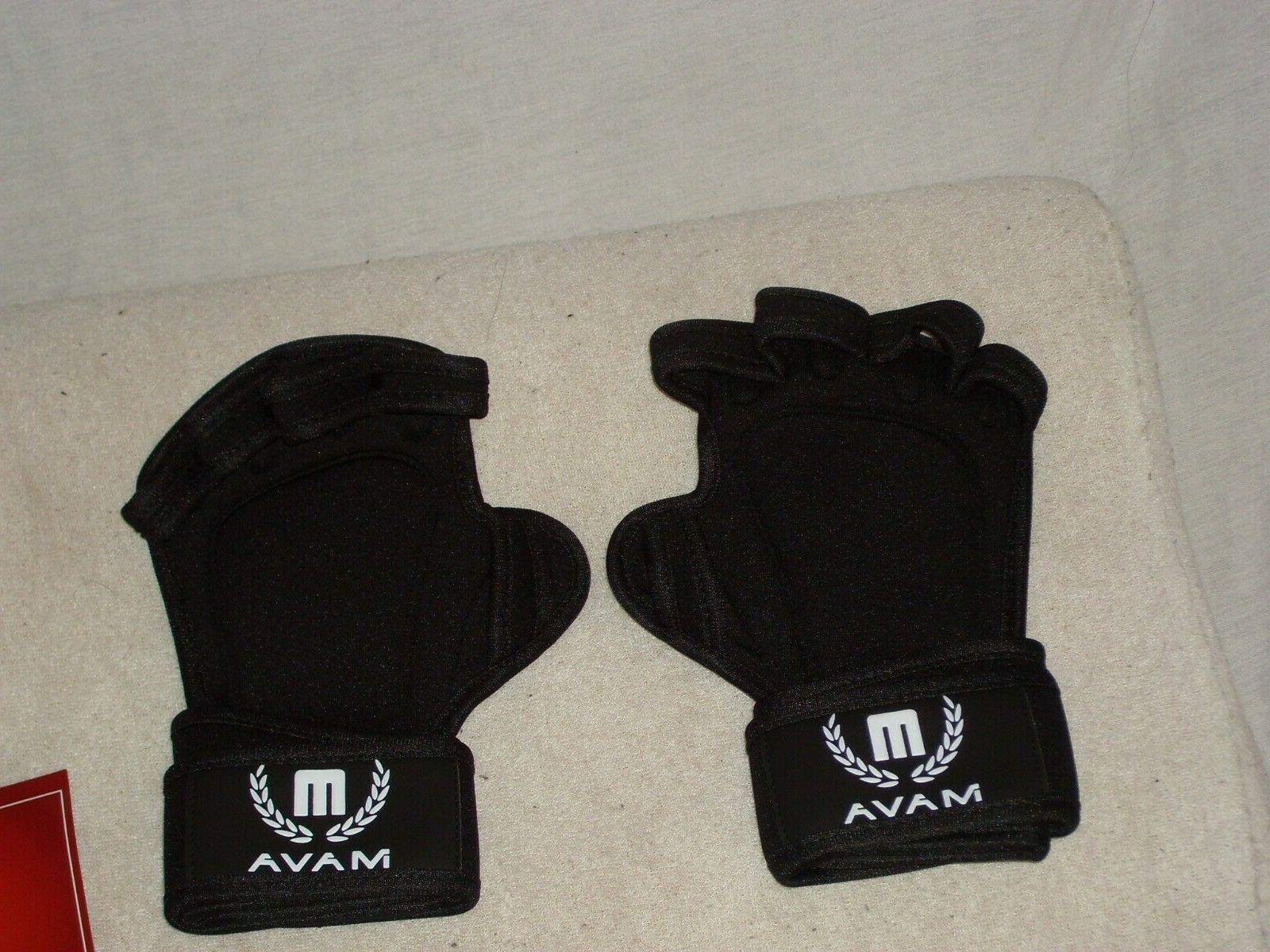 Mava Sports Ventilated Training Support Gloves Wrap