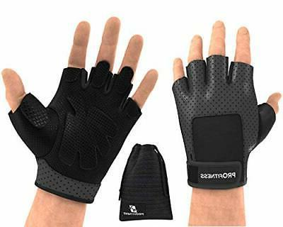 weight lifting gloves fingerless power x large