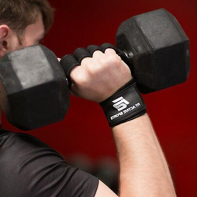 Fit Sports Lifting Gloves Gym Ups