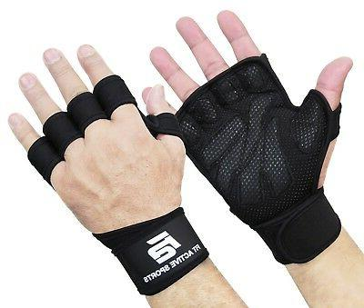 weight lifting gloves for workout gym cross