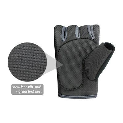 Weight lifting Gloves Half Finger Training Wrap Workout