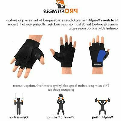ProFitness Lifting Gloves