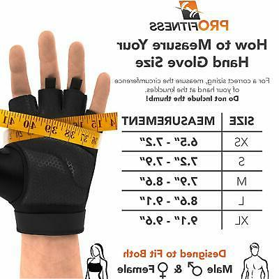 ProFitness Gloves Full Palm Durable