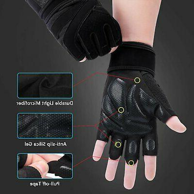 BEACE Weight Gloves Wrap Support Workout
