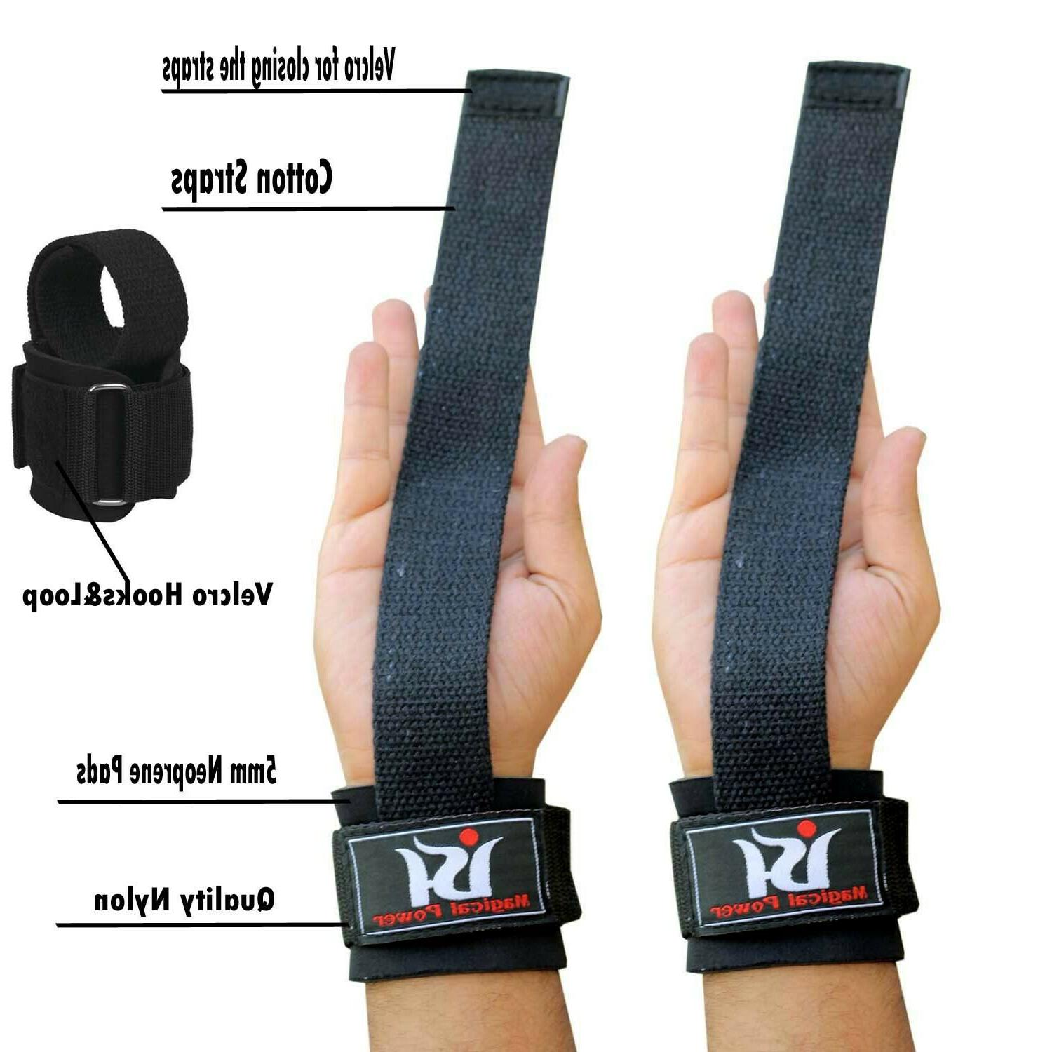 Weight Lifting Wraps Gloves New