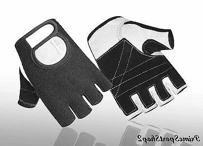 WEIGHT PADDED GLOVES FITNESS BODY