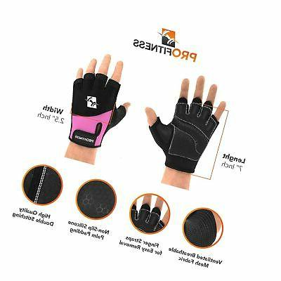 ProFitness Weight Lifting Gloves