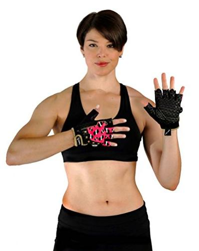 Women Gloves for Crossfit Training Gloves Lifting Exercise - Enhance and Blisters Calluses