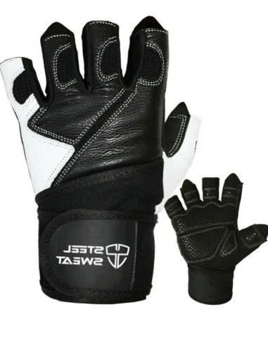 weightlifting gloves 18 inch wrist wrap support