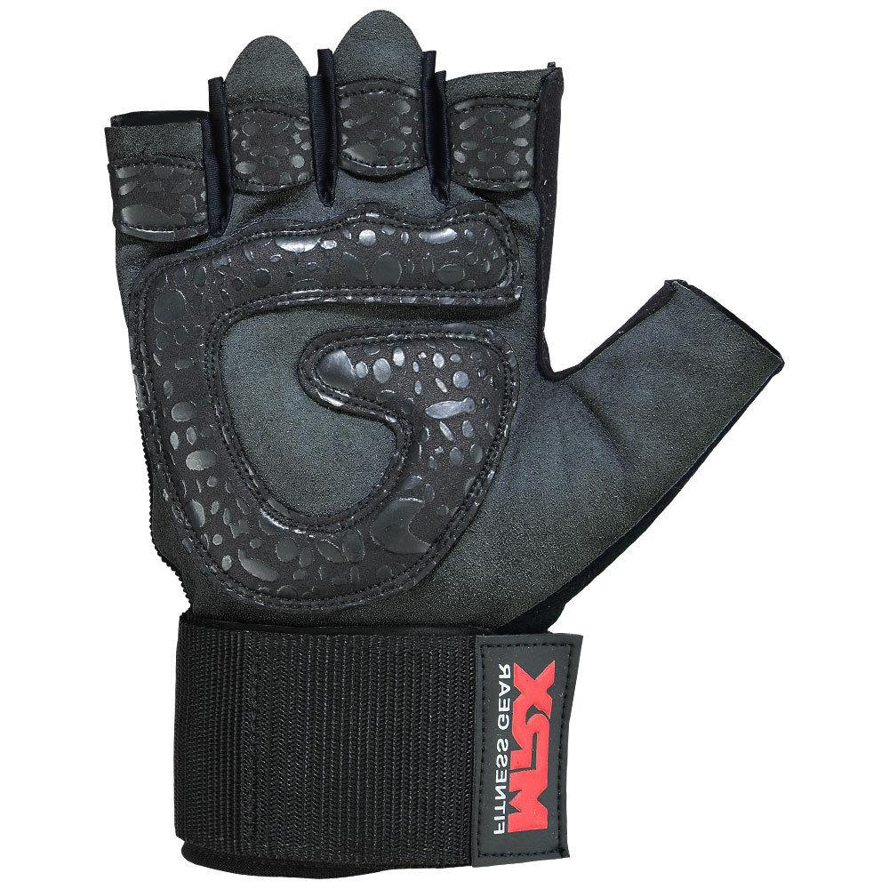 Weightlifting Gloves Fitness Workout Training Lifting