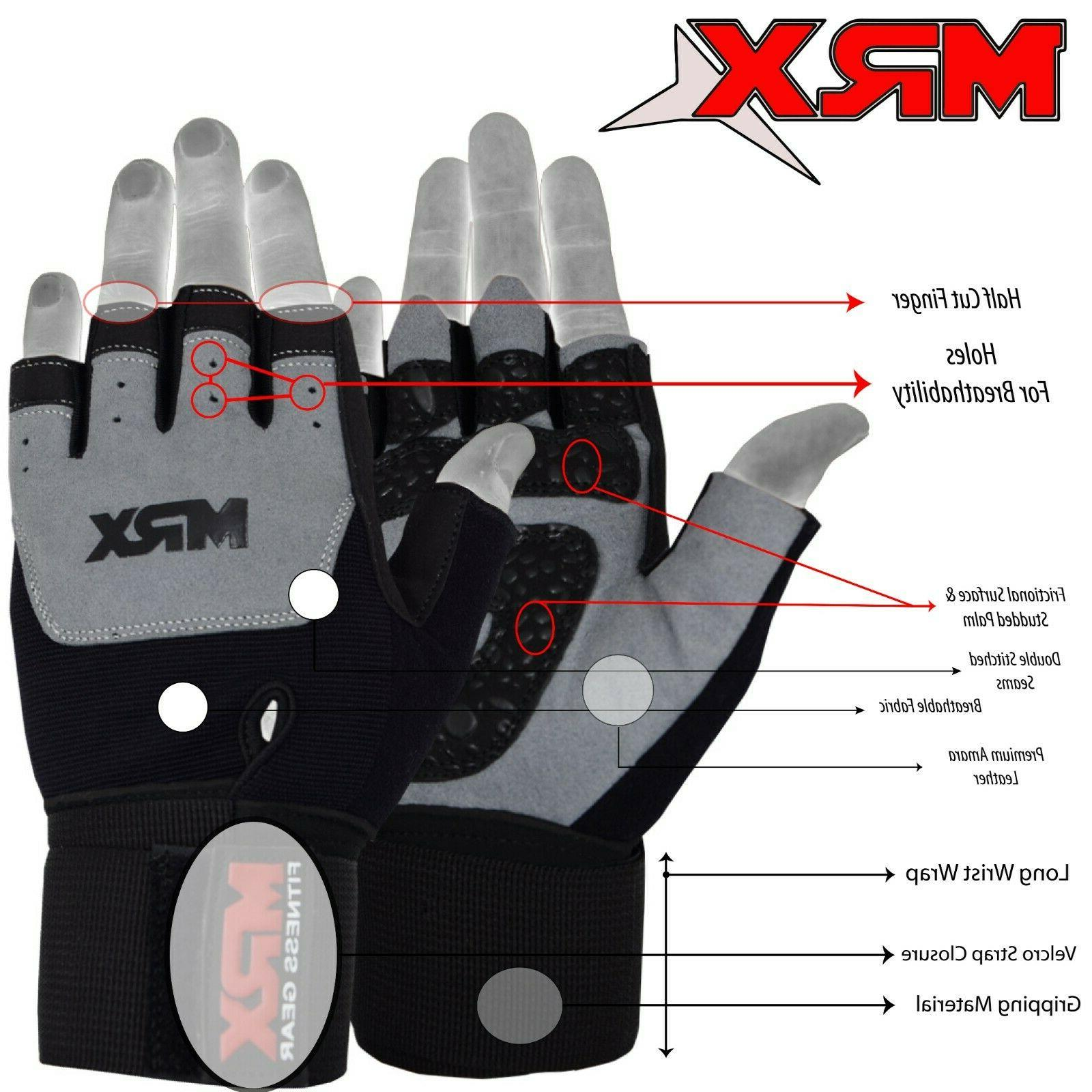 weightlifting gloves gym fitness workout training lifting