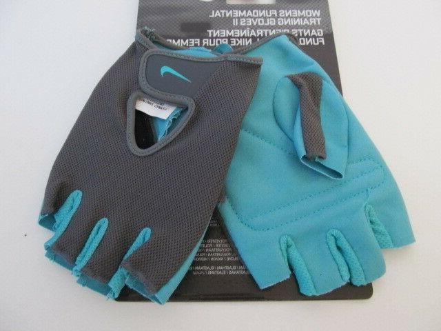 Nike Women's Fundamental Training Gloves Jade
