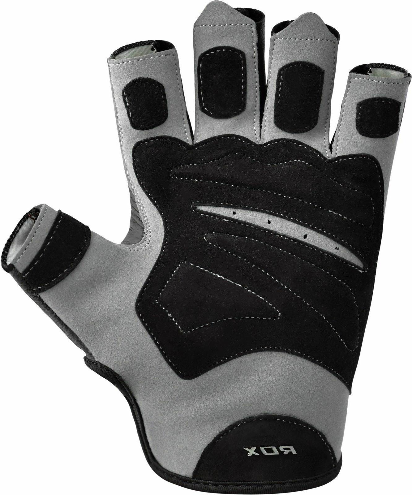 RDX Women Weight Lifting Gloves Workout Gym Exercise Fitness