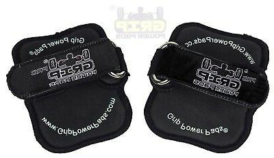 WORKOUT GLOVES Black Pad Fitness Training