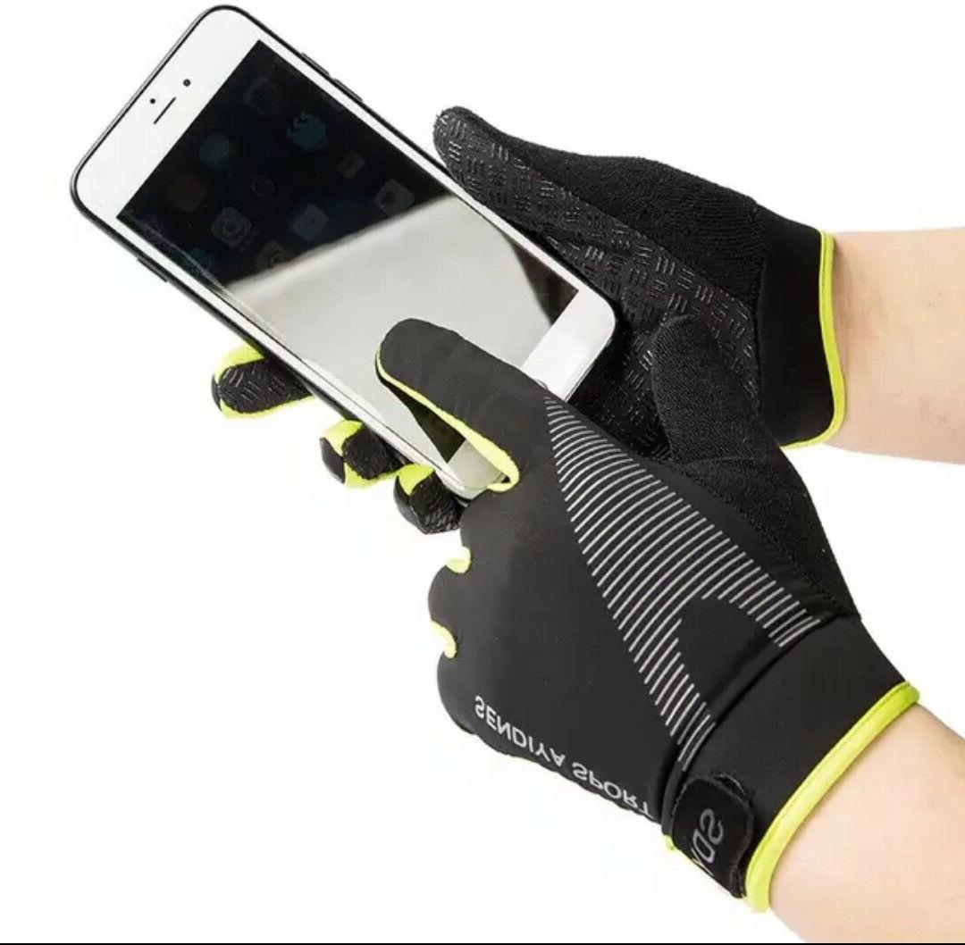 Workout Gloves Palm Protection Hand Grip Gym Gloves Weight