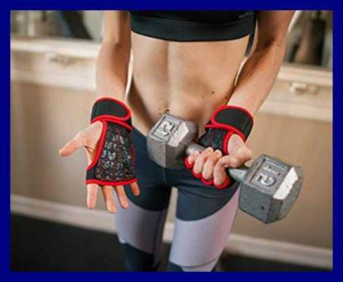 Profitness Gloves & Weight Gym Color