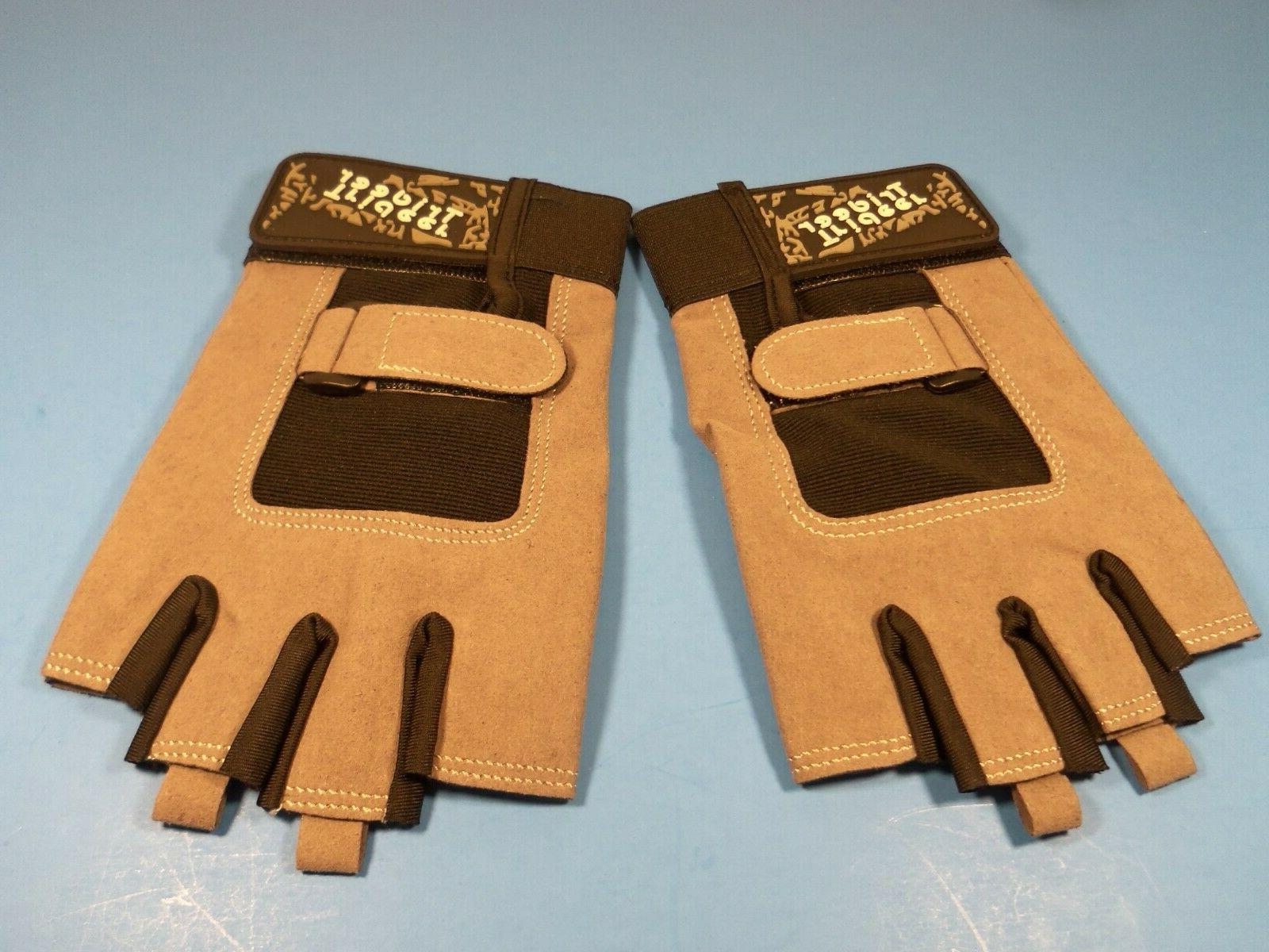 Trideer Gloves Protection WeightlIfting.