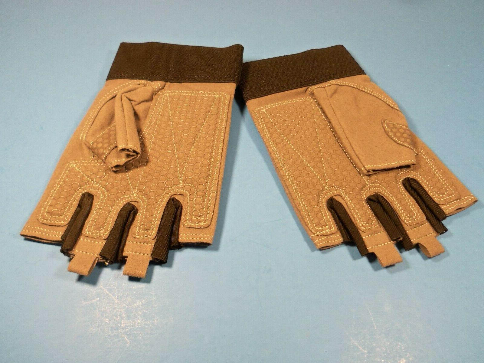 Trideer Workout Gloves Protection & for WeightlIfting.