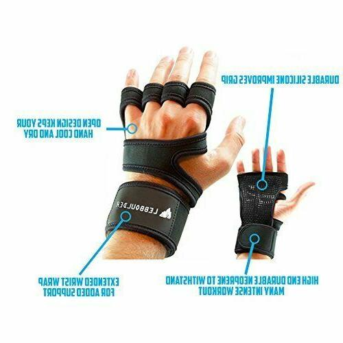 Workout Gloves Weight lifting gloves Wrist for Fitness Cro