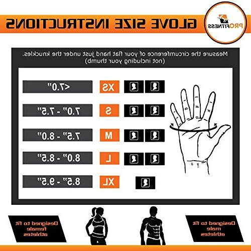 Workout With Best Gloves Weight Lifting, Gym