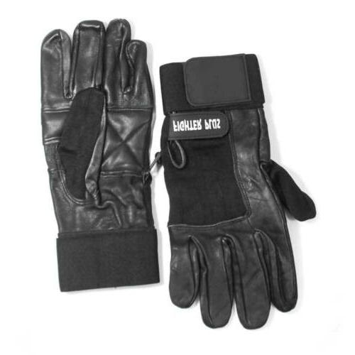 wrist support weight lifting gloves full finger