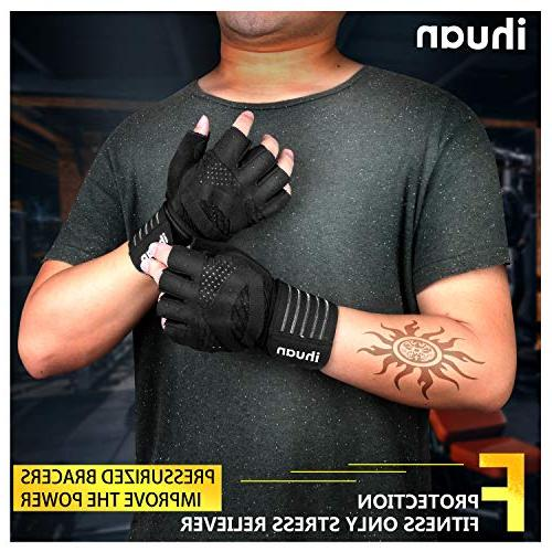 ihuan Gloves, Full Palm and Better Great Training, Pull ups. Suits &