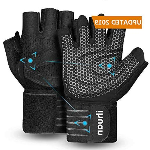 wrist workout gloves