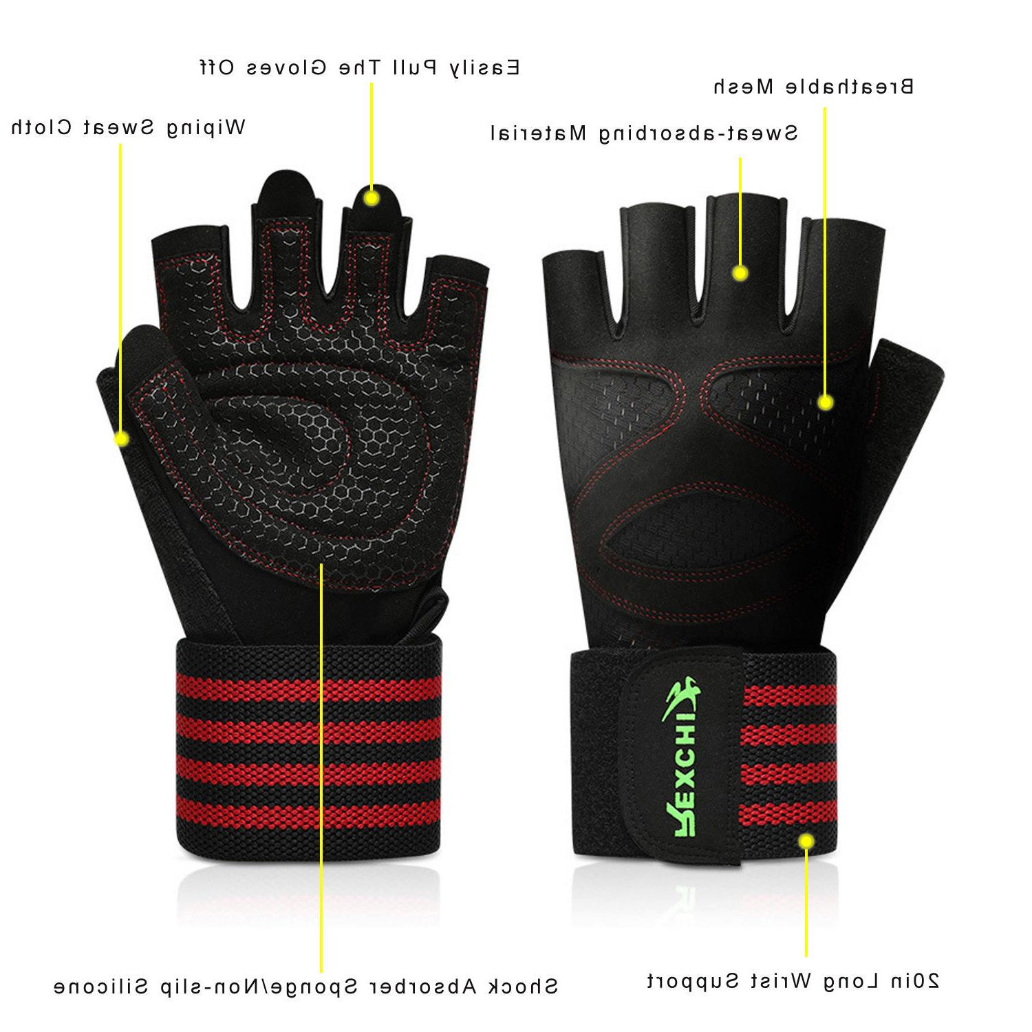 Wrist Gloves Weight