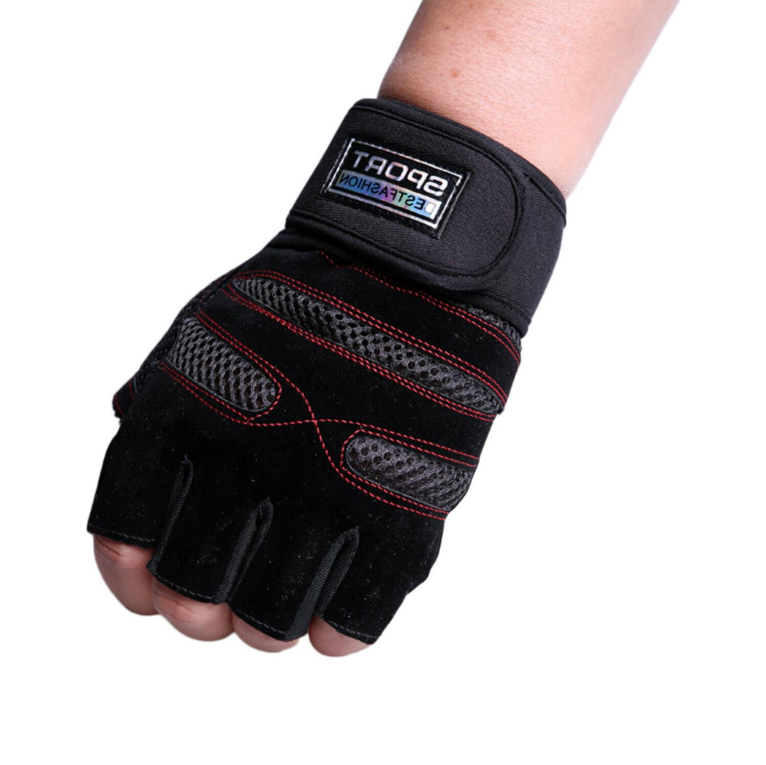 Wrist Training Fitness Gym Gloves