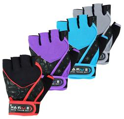 EMRAH Ladies Gel Gloves Fitness Gym Wear Weight Lifting Work