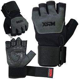 WEIGHT LIFTING GLOVE Gym Gloves Fitness Training Amara Long