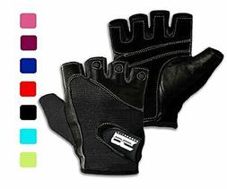 Weight Lifting Gloves For Gym-Gym Gloves w/ Washable Ideal R
