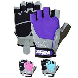 MRX BOXING & FITNESS Weight Lifting/Exercise Grip Gloves for