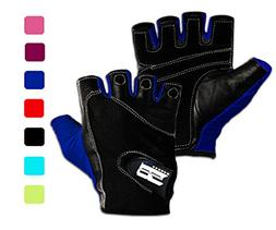 RIMSports Weight Lifting Gloves for Gym - Gym Gloves w/Washa