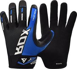 RDX Weight Lifting Gloves Workout Gym Fitness Bodybuilding C