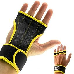 Weight Lifting Gloves for Gym & WODS Training with Wrist Sup