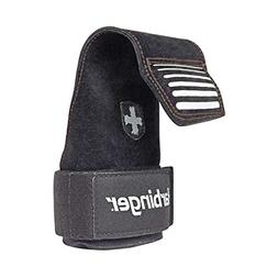 Harbinger Lifting Grips, Black, Small/Medium