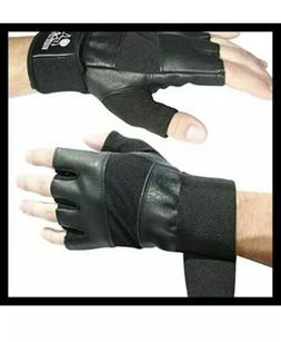 Nordic Lifting Premium Quality Leather Weight Lifting Gloves