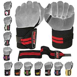 Weight Lifting Training Wrist Wraps For Wrist Support With T