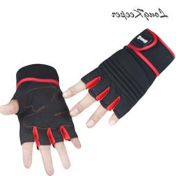 LongKeeper G234 Women <font><b>Gloves</b></font> Half Finger