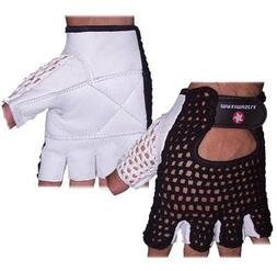 4Fit Maximuscle Net Training Gloves Weight Lifting Gloves Me